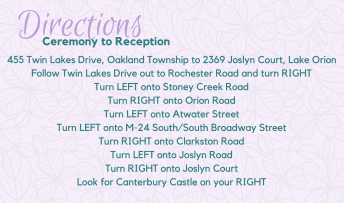 Directions-Reception-Hotel
